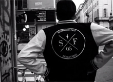 """SF05″ Capsule Collection by SF SkateHouse"